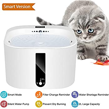 Cat Mate Fresh Water Drinking Fountain For Cats And Small