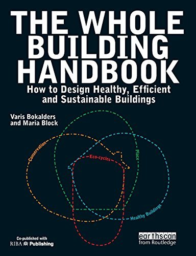 The Whole Building Handbook: How to Design Healthy, Efficient and Sustainable Buildings by Varis Bokalders (2009-12-20)