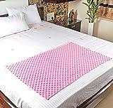 #3: MOSGARD- Mosquito Repellent Blanket (Pink PolkaDots-S)