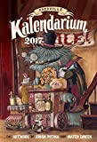 Zozoville Kalendarium 2017: The artwork of Johan Potma and Mateo Dineen