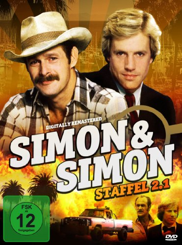 Simon & Simon - Staffel 2, Teil 1 [4 DVDs]