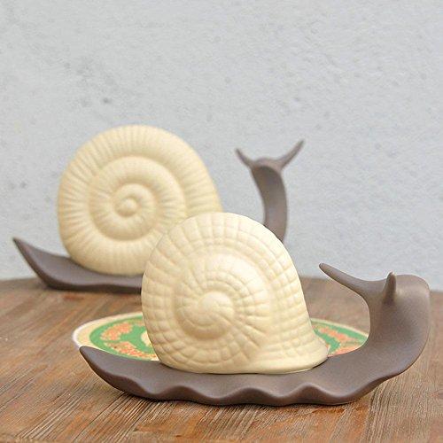 Mode Kreative Europäischen Keramik Handwerk Schnecken Dekoration Home TV Schrank Wohnzimmer Dekoration