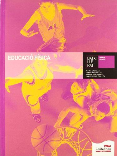 Educació Física. Batxillerat - 9788498045116