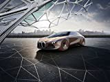 BMW Vision Next 100 (2016) Car Print on 10 Mil Archival Satin Paper 24