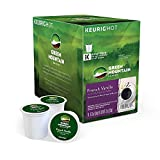 Keurig Green Mountain Coffee French Vanilla Blend K-Cup Pods 24's (4 Boxes / 96 Pods)