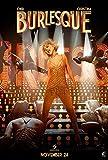 EBONI ELLIOTT Burlesque Movie Poster (27 x 40 Inches - 69cm x 102cm) (2010) Style B -(Cher)(Christina Aguilera)(Eric Dane)(Cam Gigandet)(Julianne Hough)(Peter Gallagher)