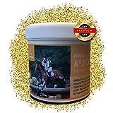 EMMA ♥ Zinksalbe für Pferd & Hunde I Salbe für die Wundheilung I Hautpflege I Zinkpaste bei Hautreizung, Juckreiz, Ekzem & bei Pferde Mauke I Maukesalbe 250ml