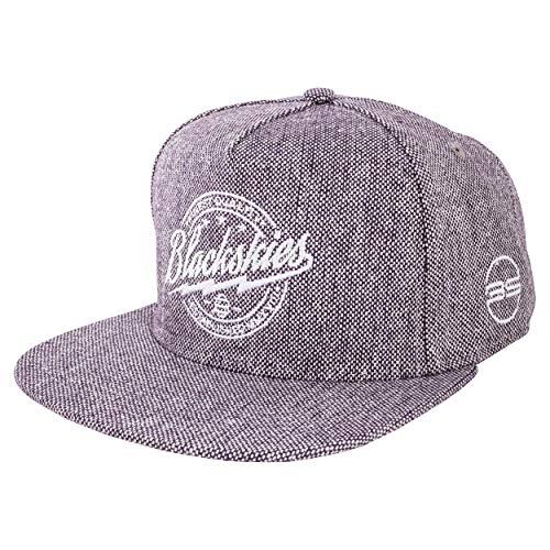 Blackskies Nebula Snapback Cap | Unisex Baseball Mütze Kappe Herren Damen Tweed Nebula (Snapback Baseball-mütze,)