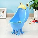 Saugnapf Wand Urinal junge stehend Urinale für Kinder , blue