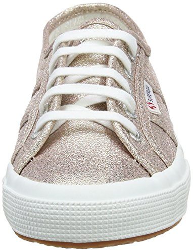 Superga 2750 Lamej, Baskets Basses Unisexe Enfant Pink (rose Gold)