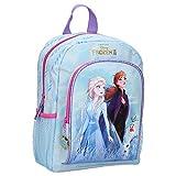 Disney - Zaino per bambini, motivo: Elsa, Anna e Olaf, Find The Way
