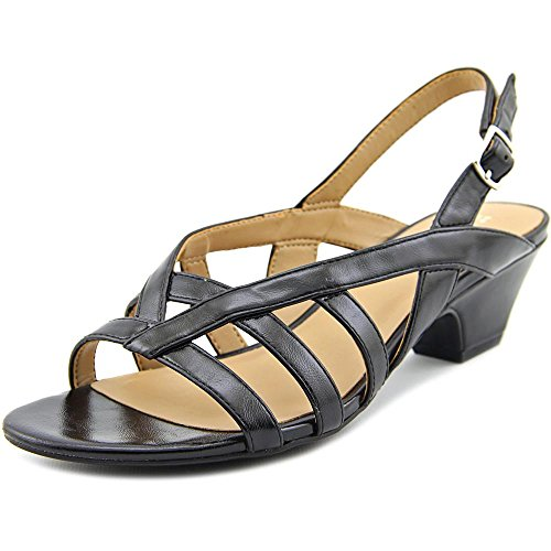 naturalizer-belize-damen-us-10-schwarz-slingback-sandale