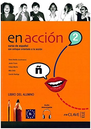 En Acción 2 - Libro del alumno 2 + audio descargable (B1)