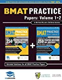 BMAT Practice Papers Volume 1 & 2: 8 Full Mock Papers, 500 Questions in the style of the BMAT, Detailed Worked Solutions for Every Question, Detailed Essay ... 3, BioMedical Admissions (English Edition)