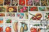 Prophila Collection Motive 50 verschiedene Blumen und Pflanzen Marken (Briefmarken für Sammler) Pflanzen