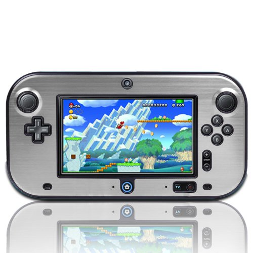 tnp-wii-u-gamepad-case-silver-plastic-aluminium-full-body-protective-snap-on-hard-shell-skin-case-co