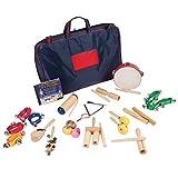 Performance Percussion PK06 Set de percussions + DVD