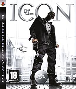 Def Jam Icon - Playstation 3 - FR