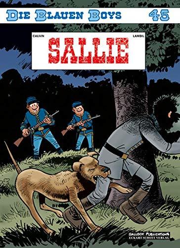 Die Blauen Boys: Band 45: Sallie