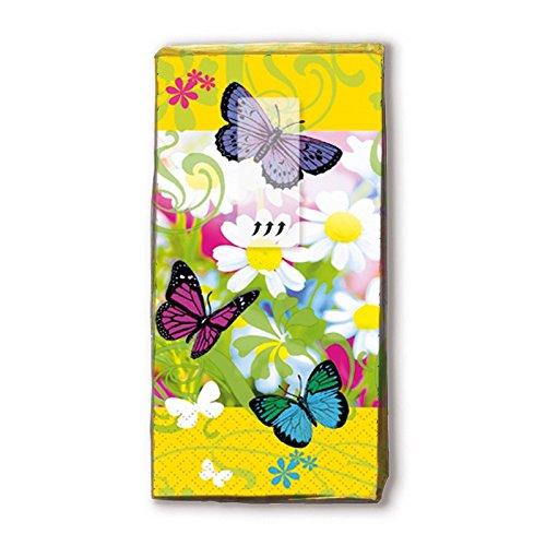 Taschentücher - Bunter Frühling