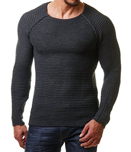 jesse-james-herren-pullover-feinstrick-schwarz-weiss-anthrazit-grau-blau-beige-8542-grossemfarbeanth