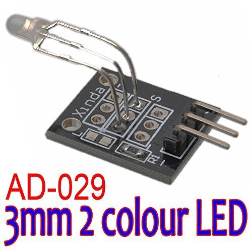 5pcs-ad-029-3mm-2-colour-red-and-green-led-common-cathode-module-dual-colour-for-arduino-avr-pic-by-