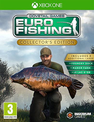 Euro Fishing Collector's Edition (Xbox One) (New)