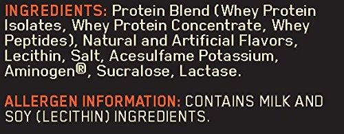 Optimum Nutrition Gold Standard 100% Whey Protein Powder – 2.27 kg, French Vanilla Creme