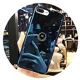 Schutzhülle für iPhone 6, 6S, 7, 8 Plus, X; modisches süßes Cartoon-Design, weiches TPU, für iPhone 6S Plus