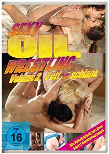 Sexy Oil Wrestling Vol.2 - Fett vs. Schlank Sexy Fett
