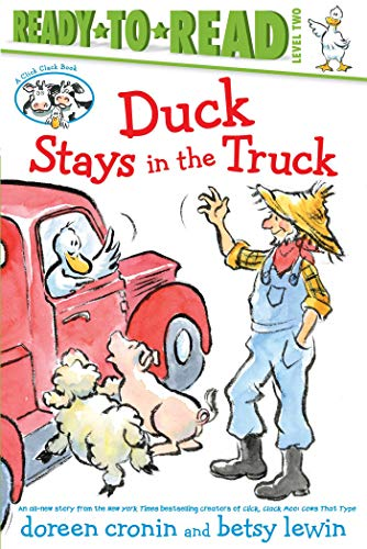 Duck Stays in the Truck (A Click Clack Book) (English Edition)