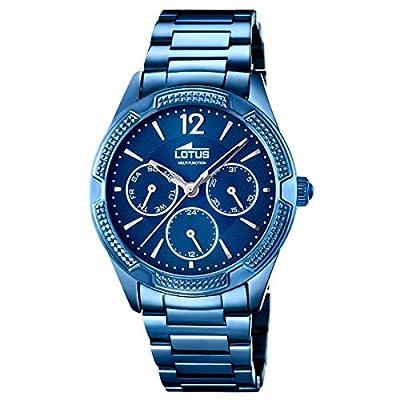 Lotus Classic 18248/3 Reloj de Pulsera para mujeres Momento Estelar de Diseño