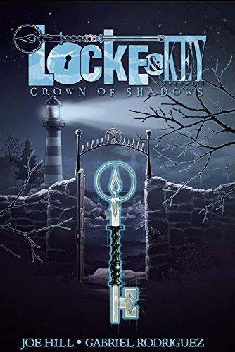 Locke & Key Vol. 3: Crown of Shadows (Locke & Key Volume) (English Edition)