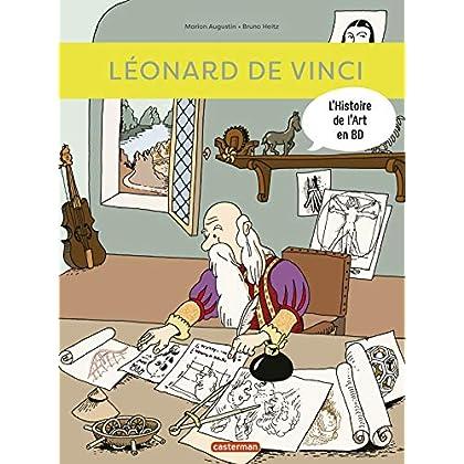 L'Histoire de l'Art en BD : Léonard de Vinci