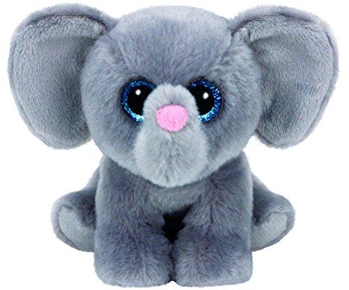 carletto-ty-42119-whopper-elefant-mit-glitzeraugen-beanie-babies-15-cm