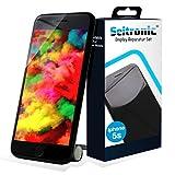 SEITRONIC Display für iPhone 5S mit Retina LCD Glas -SCHWARZ- Premium QUALITÄT -Black-