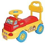 #4: Webby Mini Bus Ride On, Multi Color