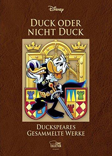 Download Duck oder nicht Duck – Duckspeares gesammelte Werke
