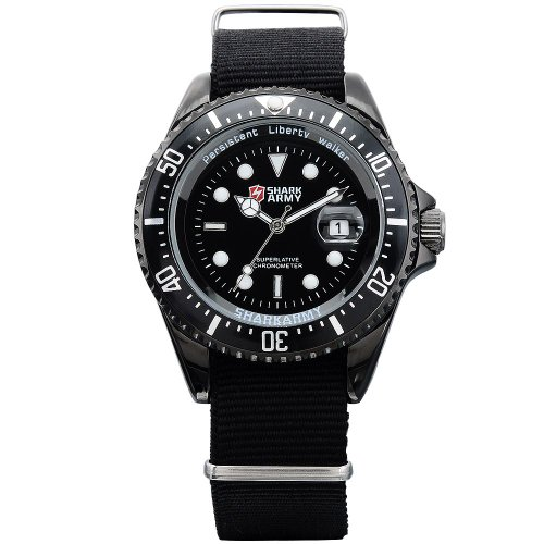 SHARK ARMY - Herren -Armbanduhr- SAW015