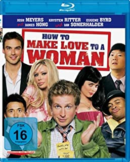 How to make Love to a Woman [Blu-Ray]