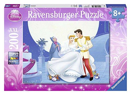 Ravensburger - Disney Princess -  Cinderella, 200 Teile Puzzle