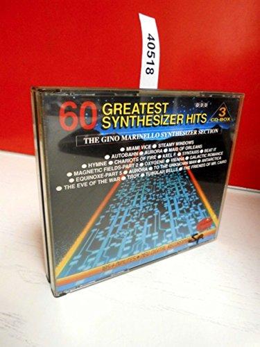 60 Greatest Synthesizer Hits - The Gino Marinello Synthesizer Section - 3 CD Box Set