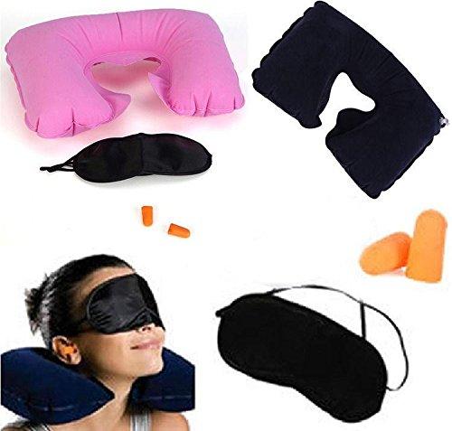 divine-health-3-in-1-inflatable-neck-pillow-cushion-sleep-eye-mask-ear-plugs-travel-pillow-car-plane