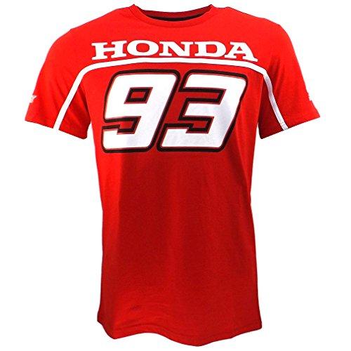 marc-marquez-93-dual-honda-moto-gp-t-shirt-rouge-officiel-2015