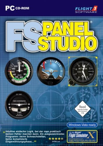 Flight1 FS Panel Studio