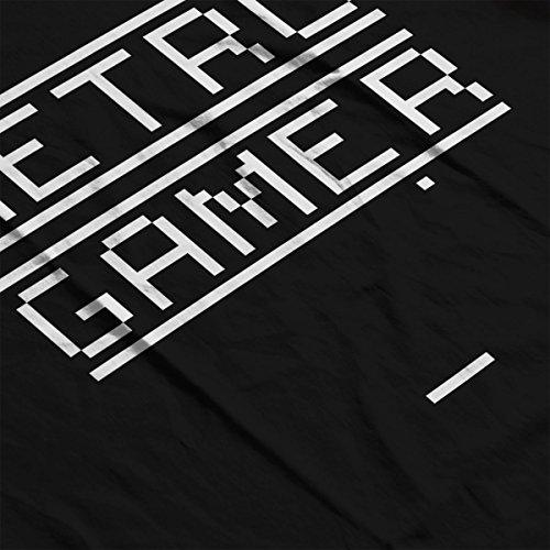Retro Gamer Break Out Women's Vest Black