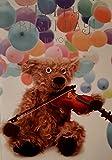 Geburtstagskarte A5 mit Musik