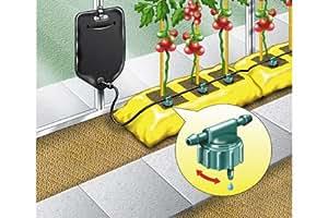 Girlande gal01bd4Big Drippa Bewässerungs Kits enthält 4verstellbare Wasserspender–Schwarz