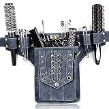 Kassaki portaherramientas de peluquería tijeras Tijeras 10bolsa de cinturón soporte