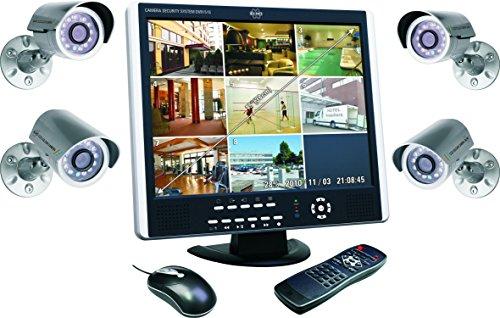 Elro DVR151S - Impianto di videosorveglianza a